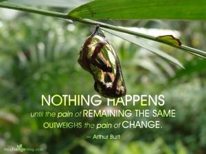 Arthur_Burt_Quote_Pain_of_Change