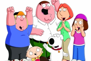 "FOX's ""Family Guy"" - Season Ten"
