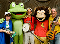 bossy-frog-band